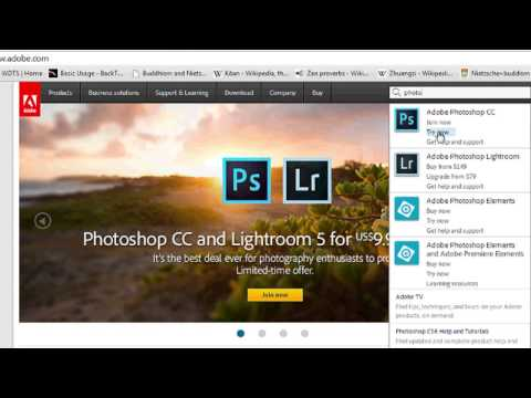 How  To Install Photoshop 6 Or 7 On Windows7