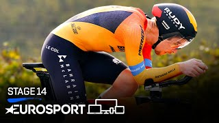 Giro d'Italia 2020 - Stage 14 Highlights | Cycling | Eurosport