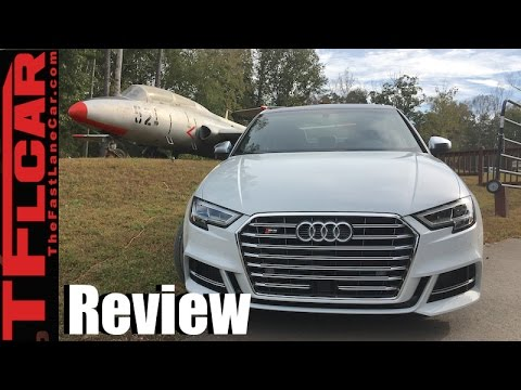 2017 Audi S3 First Drive Review: Fast Things Come in Small Packages