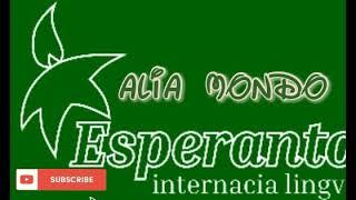 ESPERANTO MUSIC *ALIA MONDO* MERLIN