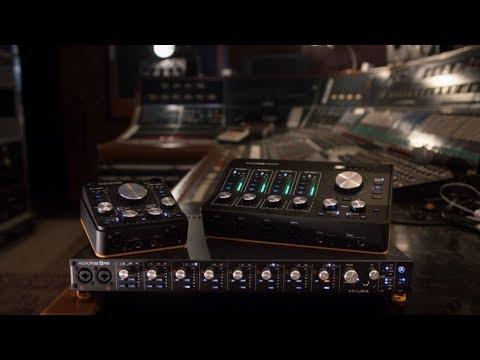 Arturia announces the AudioFuse range