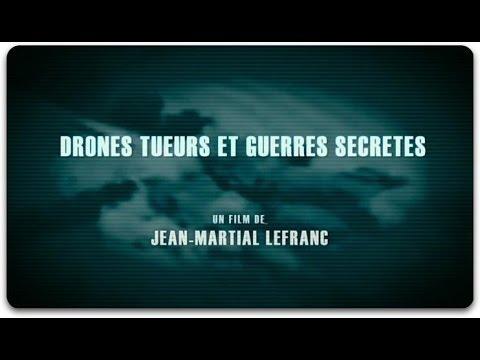 Drones Tueurs et guerres secrètes |Documentaire