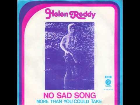 Helen Reddy - No Sad Song
