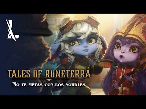 Tales of Runeterra: No os metáis con los yordles | League of Legends: Wild Rift