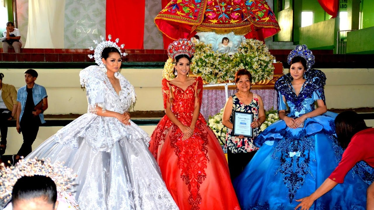 San Pablo City Grand Flores De Mayo 2017