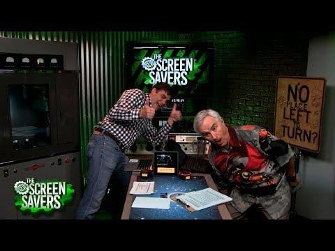 The New Screen Savers 120: Echo, Echo, Echo...