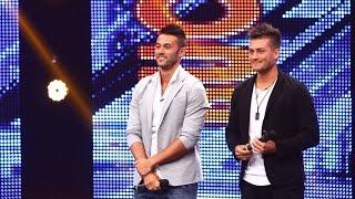 "Bruno Mars - ""Treasure"". Vezi interpretarea lui Thomas Grazioso și Amato Scarpellino, la X Factor!"