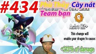 ✔️ Rồng Xanh L Mới Cày nát team bạn Khủng Long Bạo Chúa Mới Nhất HIGH FERRAL DRAGON New 434