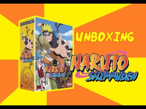 Naruto Shippuden Dvd Box Deutsch