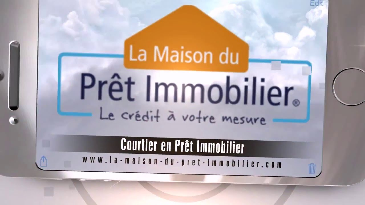 La maison du pr t immobilier youtube for Pret immobilier construction maison
