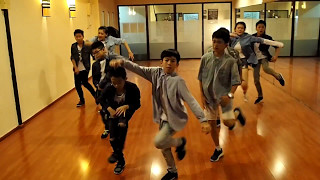 [StunningCrew] 24K Magic--Bruno Mars Dance Choreography