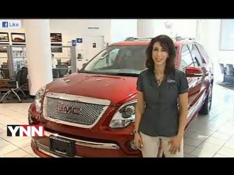 2012 GMC Acadia Denali: Expert Car Review by Lauren Fix