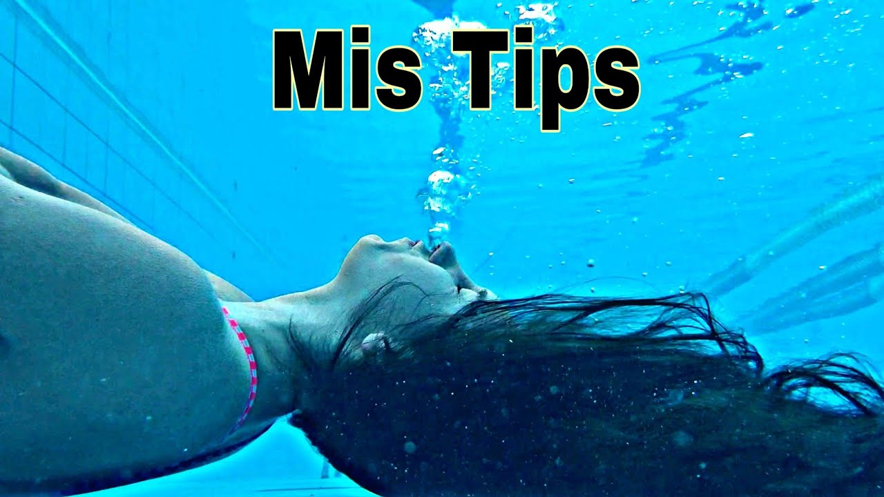 Como aguantar más la respiración bajo el agua