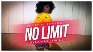 NO LIMIT - G-Eazy ft Cardi B (COREOGRAFIA/CHOREOGRAPHY)/ Ramana Borba