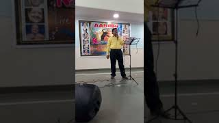 O Hansini /Karaoke Singing By Rajesh Nirapure
