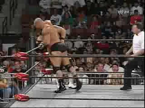 Monday Nitro 9-22-97 Goldberg Debut