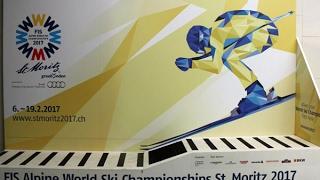 Горные лыжи. Чемпионат мира. Санкт-Моритц. Женщины. Слалом. 1-я попытка 18.02.2017(Слалом. 1-я попытка 18.02.2017., 2017-02-18T19:33:24.000Z)