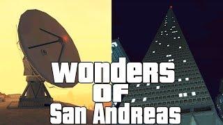 7 Wonders of San Andreas
