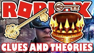 Roblox Ready Player One Copper Key Clues, Hints, Ideas and Theories! - How To Get the Copper Key?