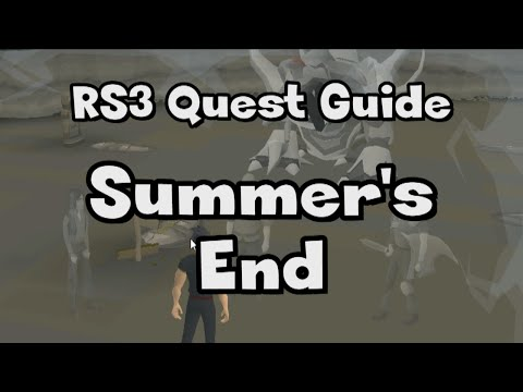 RS: Summer's End Guide  RuneScape