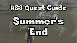 RS: Summer's End Guide - RuneScape