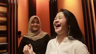All I Want - kodaline Cover by Indah Aqila ft. Syarifah Intan