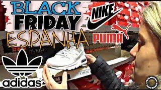 COMPRAS BLACK FRIDAY NA ESPANHA