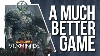 Why has Vermintide 2 been such a success?