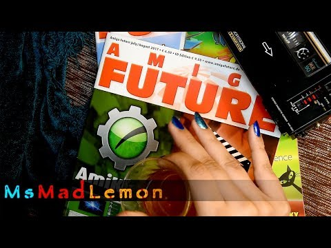 Chillout Time - Amiga Future Magazines Flickthrough (Issue 118 & 127)