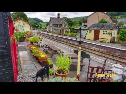 Llangollen Railway July 2017