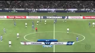 Corinthians X Chelsea Mundial De Clubes FIFA 2012  Completo