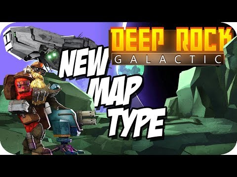 NEW MAP, MOTHERLOAD and NEW MISSION TYPE! ► Deep Rock Galactic Multiplayer Gameplay