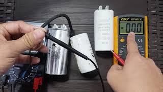 Cara Mengukur Kapasitor dengan menggunakan multitester analog