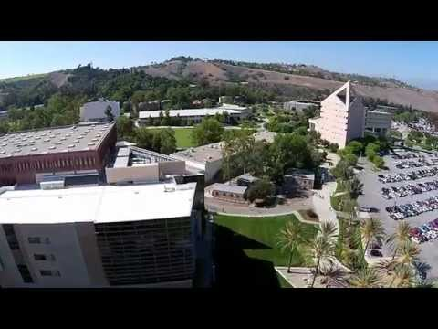 Cal Poly Pomona Aerial Tour (Soaring over Cal Poly Pomona)