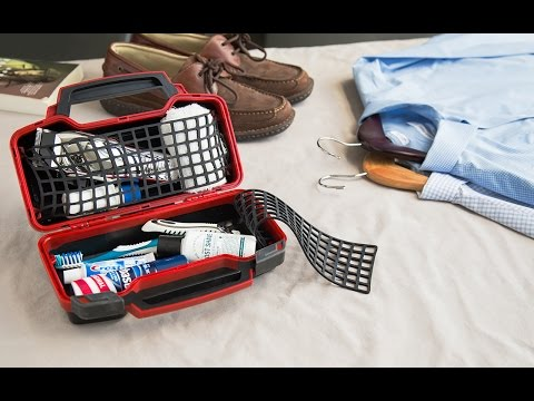 Tooletries - Hard-Case Dopp Kit