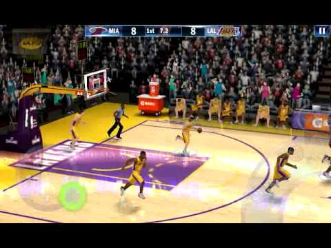 NBA 2K13  Android - Iphone