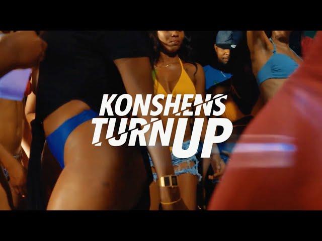 Konshens - Turn Up