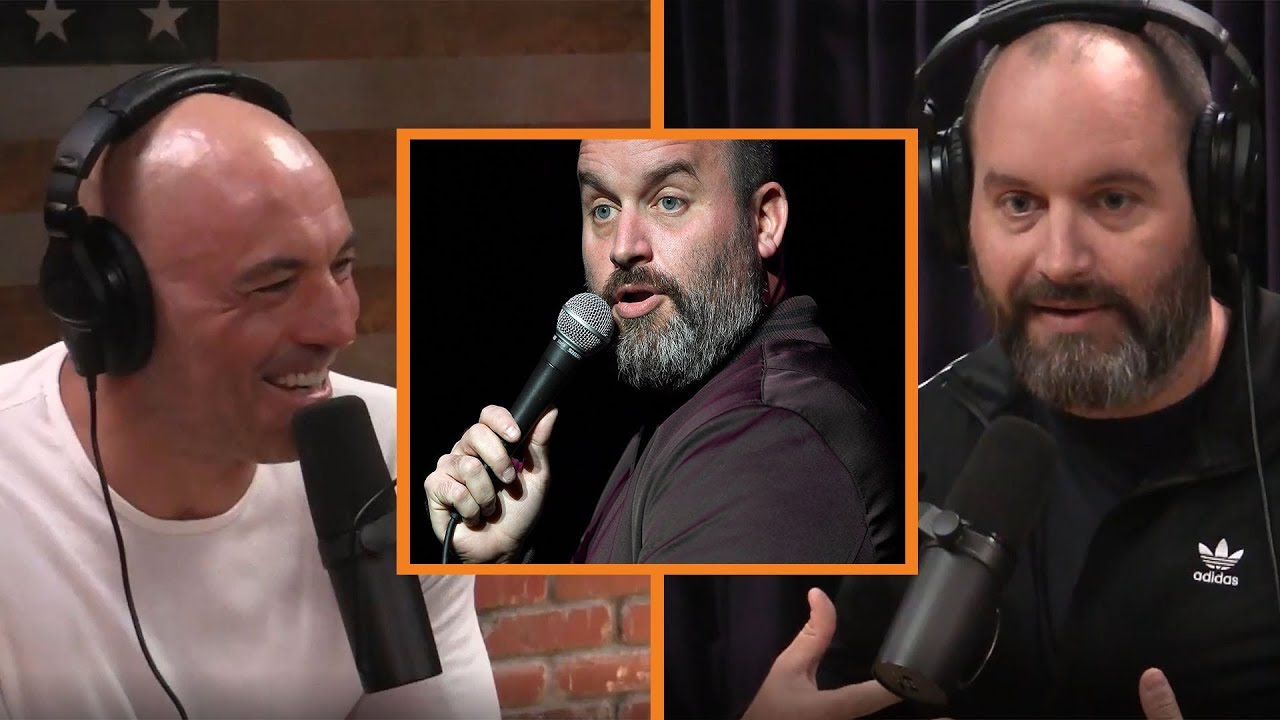 Tom Segura snapped on lady in audience - Best of JRE #1177