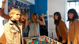BBC 6 music Nemone: With Geffen girls