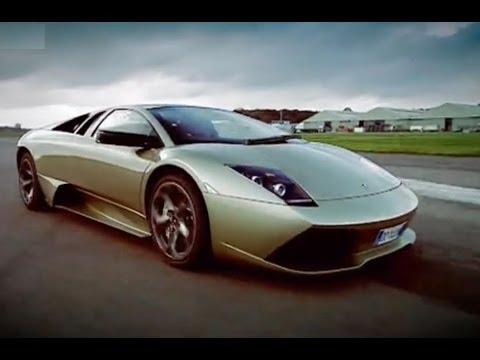 Lamborghini Murcielago Review | Jeremy Clarkson | Top Gear | BBC (HQ)