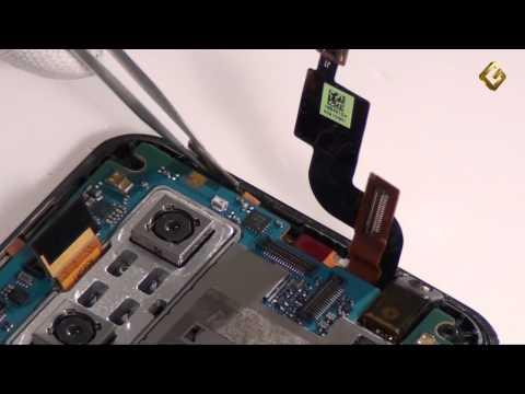 LG Optimus 3D P920 - как разобрать смартфон и из чего он состоит