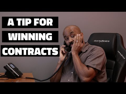 Use This Marketing Tip To Win More Security Guard Contracts