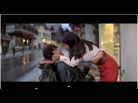 Zara Sa Jhoom Loon Main - Asha Bhosle - Abhijeet - Shahrukh Khan - Kajol - DDLJ