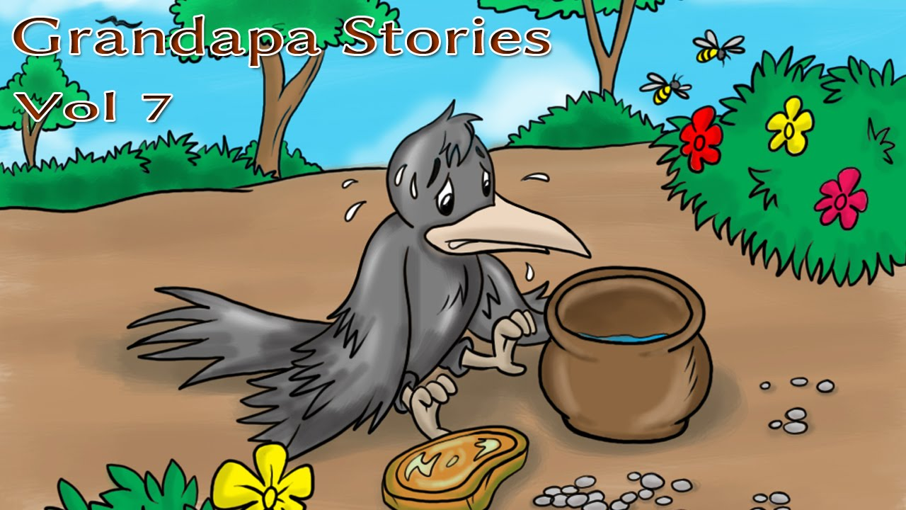 Grandpa Stories - Hindi Moral Story For Kids - Vol 7