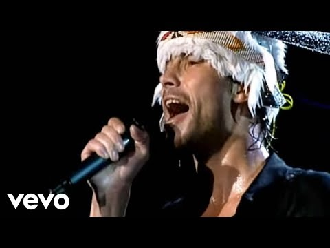 Jamiroquai - Virtual Insanity (Live in Verona)