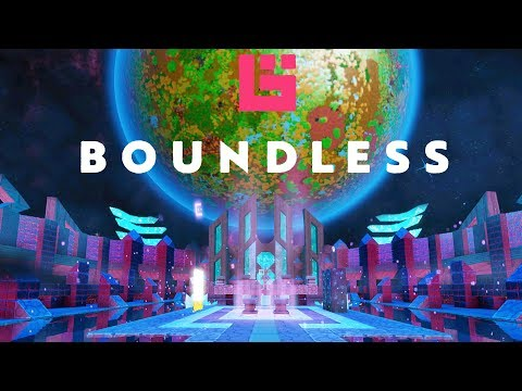 Boundless - A World-building Survival Game - My First Home - Boundless Gameplay