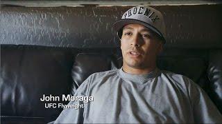 Fight Night Phoenix: John Moraga - Wrestling Made Him