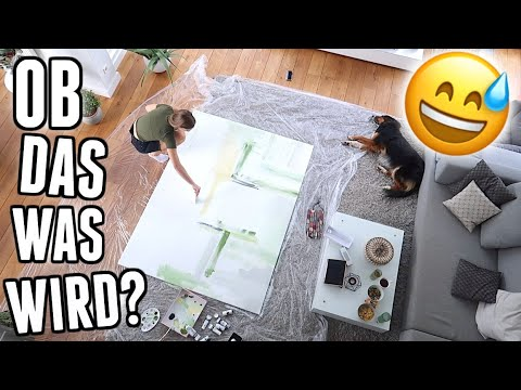 riesiges-diy:-das-wohnzimmer-wird-umgestaltet!---vlog-152