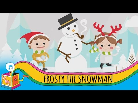 Frosty, the Snowman | Children's Christmas Song