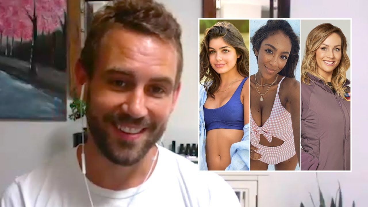 Nick Viall on Why Clare Crawley Really Quit & What's Next for Tayshia, Hannah Ann & Becca Kufrin